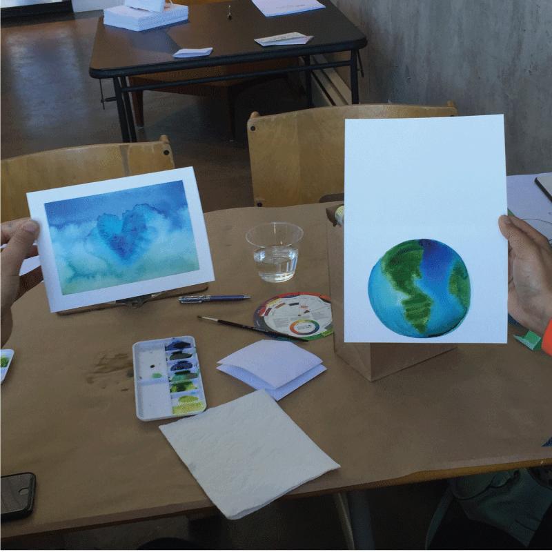 WatercolorworkshopStudentwork
