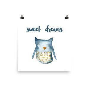 Poster – Sweet Dreams
