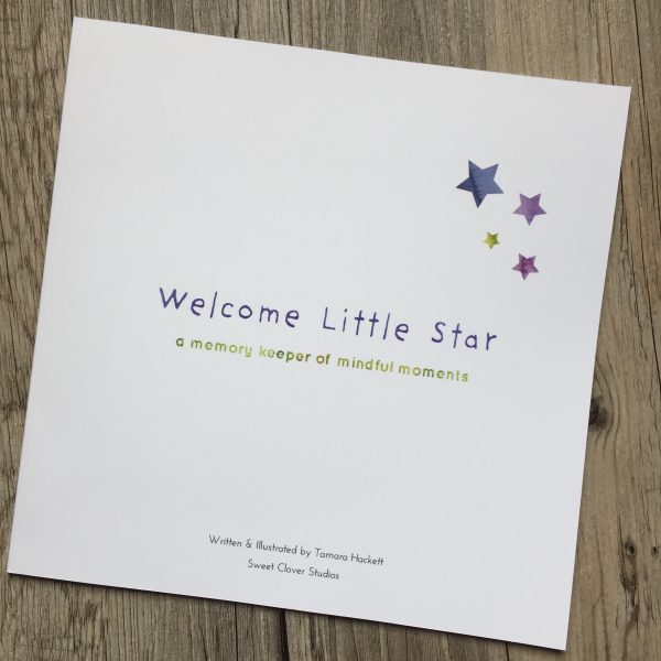 Welcome Little Star